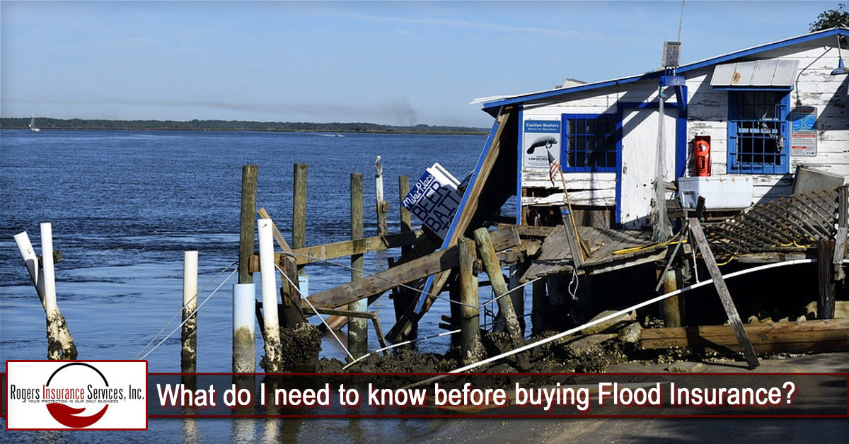 What do I need to know before buying Flood Insurance?